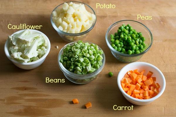 Mixed_vegetable_kurma_south_indian_style_for_chapati_poori |kannammacooks.com #chapati #kurma #korma #curry #side_dish #south_indian #gravy #Veg_kuruma