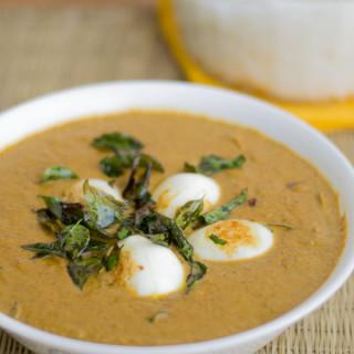 Muttai-kuruma-egg-curry-mutta-kuzhambu-south-indian-tamilnadu-style-recipe-pic  kannammacooks.com #muttai #egg # curry #kongunad #coimbatore #south-indian #pepper-masala