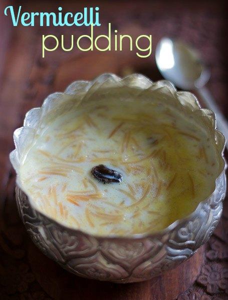 semiya-payasam-vermicelli-pudding-seviyan-kheer-tamil-new-year-onam-recipe |kannammacooks.com #pudding #payasam #festival #dessert #sweets #milk-pudding