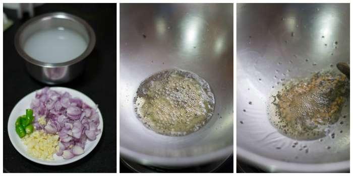 Chettinad-Keerai-Mandi-Recipe-Tempering
