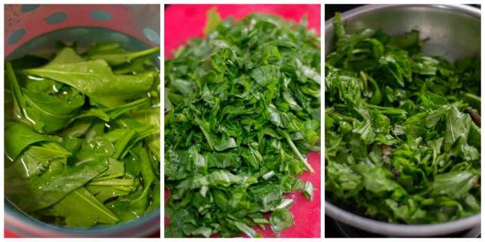 Chettinad-Keerai-Mandi-Recipe-Wash-Spinach
