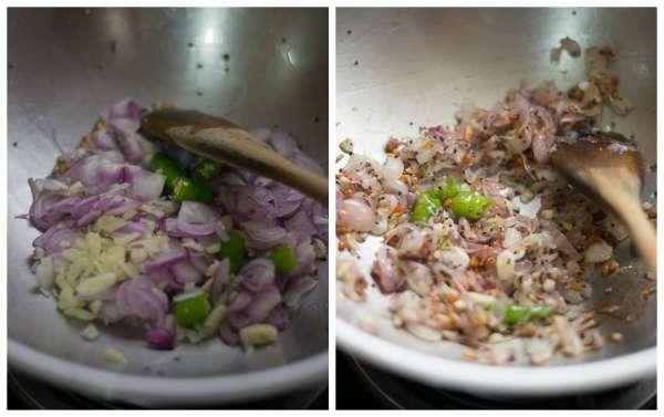 Chettinad-Keerai-Mandi-Recipe-fry-onions