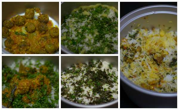 Soya-Kheema-Biryani-rice