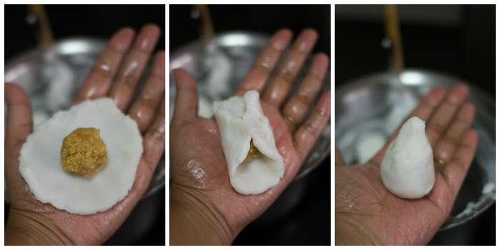 mothagam-sweet-kozukattai-ganesh-chaturthi-by-hand