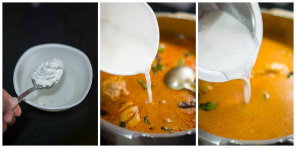 Kori-Gassi-Mangalorean-Chicken-Curry-Recipe-corn-starch-slurry