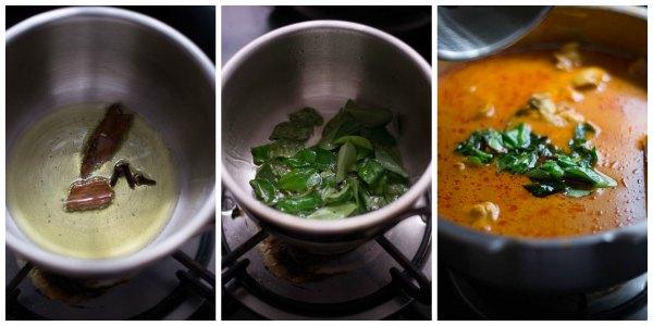 Kori-Gassi-Mangalorean-Chicken-Curry-Recipe-tempering