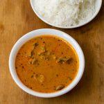 Mutton Kuzhambu, Perur Athama's Coimbatore Style Mutton Kuzhambu (Mutton Curry)