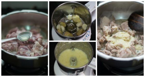 Mutton-Kuzhambu-ginger-garlic-paste