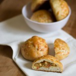 Stuffed Curry Bun Recipe, Paneer Stuffed Curry Bun