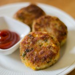 Corn Cutlet, How to make Corn Cutlet