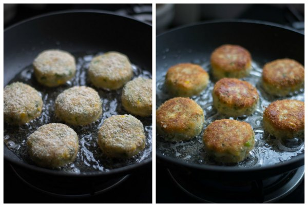 corn-cutlet-recipe-shallow-fry
