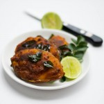 Spicy Fish Fry, Masala Fish Fry Country Style, Meen varuval