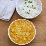 Appala Kootu / Tamil Appalam Kootu Recipe / Lentils in Paapad Curry
