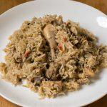 Pressure Cooker Chicken Biryani, Amma's Coimbatore Style Easy Pressure Cooker Chicken Biryani