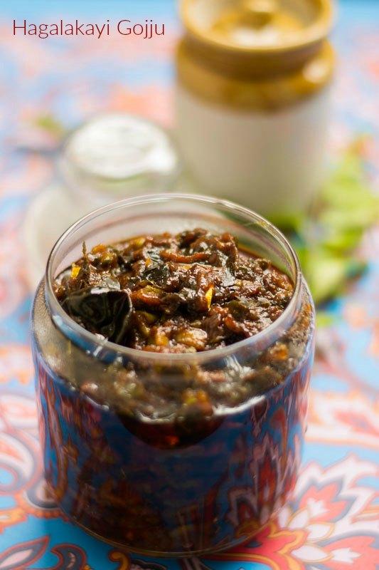 hagalakayi-gojju-bittergourd-gojju-recipe