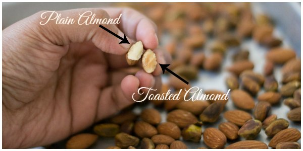 almond-biscotti-recipe -toasted-nuts