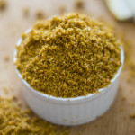 Chutney Powder for Idli Recipe / Karnataka style Garlic Peanut Chutney Podi