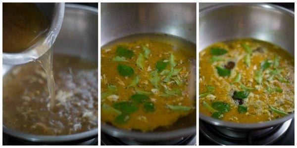 Poondu-rasam-recipe-simmer