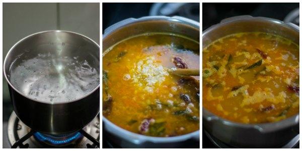 arisi-paruppu-saadam-cook