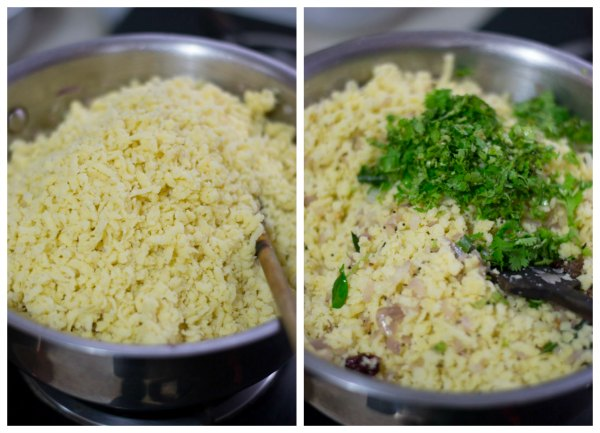 pasi-payaru-upma-recipe-garnish