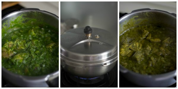 coriander-chicken-curry-pacha-kozhi-kurma-pressure-cooker