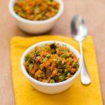 Carrot-Pattani-Poriyal-recipe