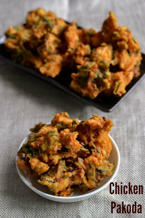 Chicken-Pakoda-Pakoraa
