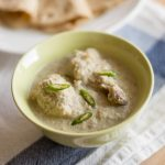 Chicken Vellai Kuruma, Chicken White Kurma Recipe