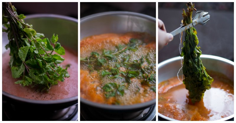 Easy-Tomato-Mint-Soup-Recpe-For-Cold-Fever-mint