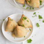 Baked Samosas, Lite Baked Samosas Recipe