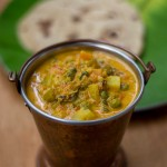 Hotel-Saravana-Bhavan-Chapati-Parotta-Vegetable-Kurma-Recipe-1-4