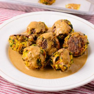 IKEA-veggie-balls-recipe- IKEA-swedish-vegan-meatballs-recipe-Grönsaksbullar-1