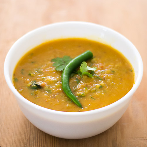 Indian-Tomato-pappu-dal-andhra-style-masoor-dal-in-tomato-recipe  kannammacooks.com #andhra #telugu #style #tomato #pappu #ghee #rice #dal #lunch #dal #soup #comfort