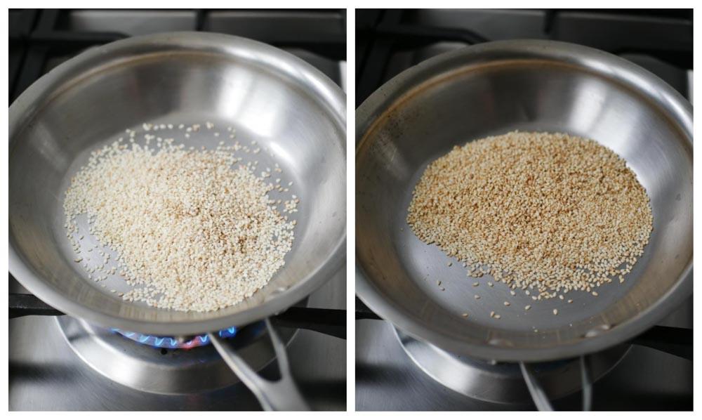 Kathirikai-ellu-thuvaiyal-aubergine-sesame-chutney-dip-recipe-2