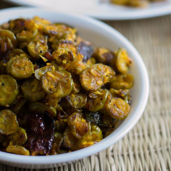 Kovakkai-fry--dondakaya-vepudu-ivy-gourd