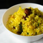 Lemon-rice-elumichai-sadam