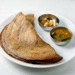 Ragi Adai Dosai – Ragi Dosa with lentils recipe