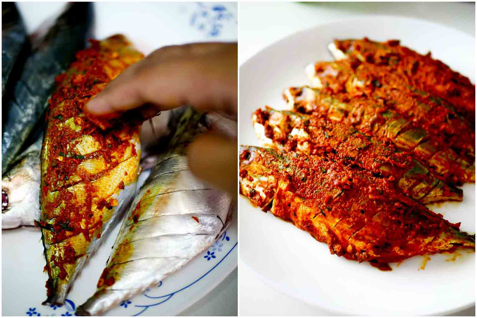 South-Indian-Masala-Fish-Fry-in -Air-Fryer (7)