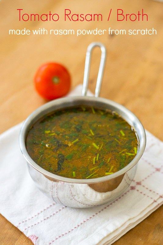 South-Indian-Tomato-Rasam-Warm-Tomato-Broth-for-cold#tomato#broth#rasam