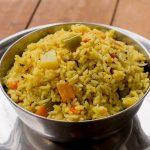 Easy Tamilnadu Vegetable Biryani Using Pressure Cooker