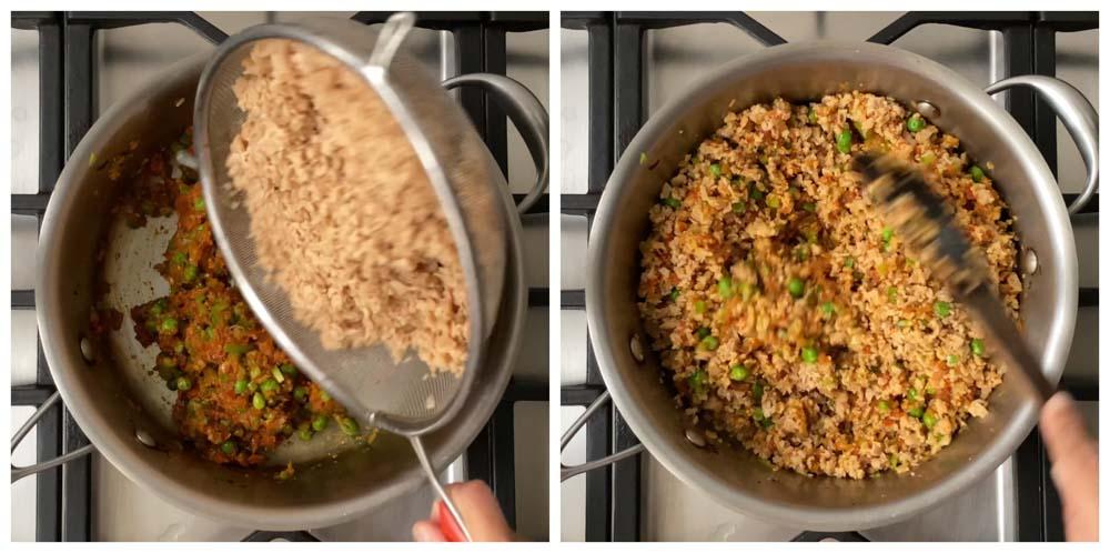 Soya-keema-matar-pav-recipe-dhaba-style-10