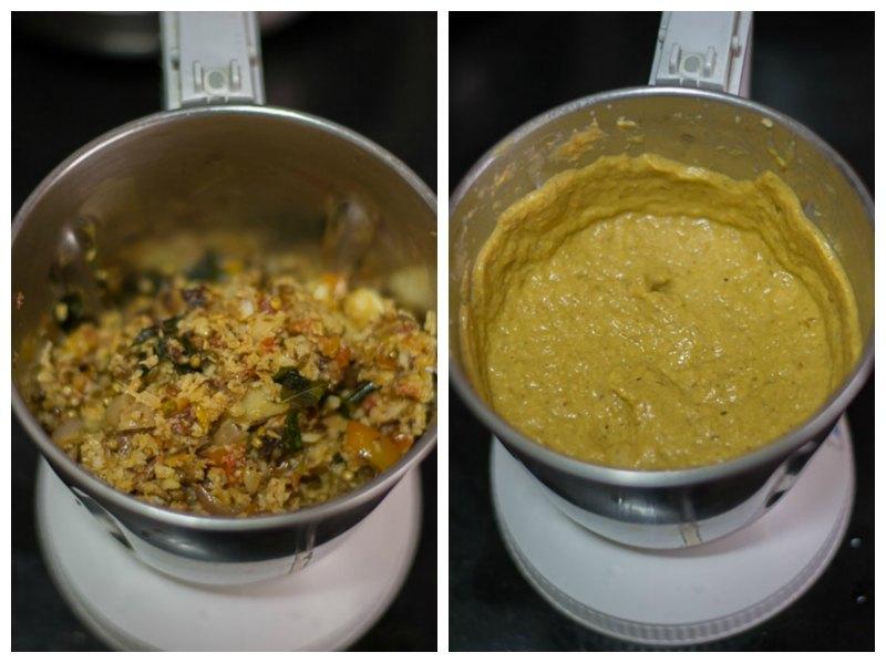 Tamil-Chettinad-veg-kola-urundai-kuzhambu-recipe-paste