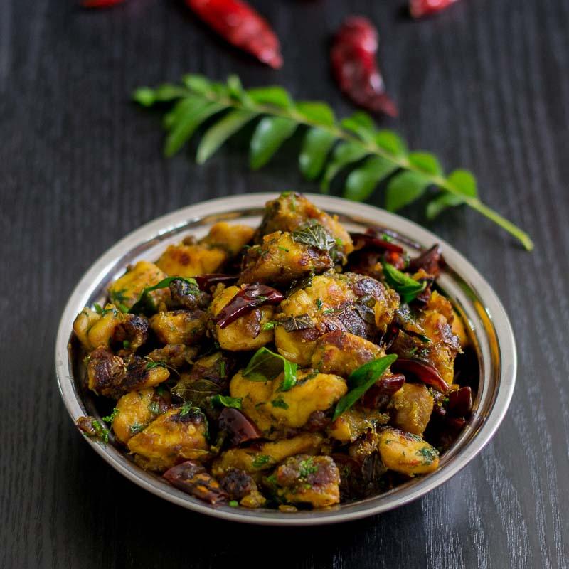 Pallipalayam Style Chicken Fry