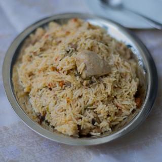 Tamilnadu-muslim-chicken-biriyani