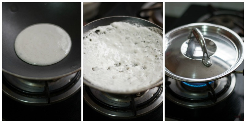 Tamilnadu-style-easy-Appam-Recipe-Without-Yeast-using-rice-coconut-Appam-mavu-batter-palappam-hoppers-make