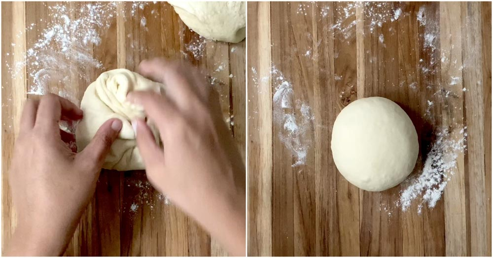 Thengai-bun-tamil-Indian-bakery-style-coconut-bun-oven-recipe-8