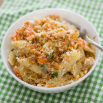 Vegan-Pasta-Verdure-In-Cauliflower-Cream-Sauce