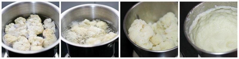 Vegan-Pasta-Verdure-In-Cauliflower-Cream-Sauce-Recipe-making-the-sauce