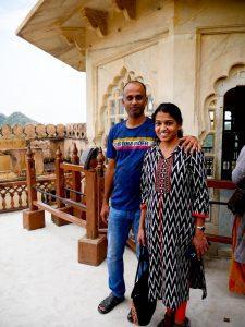 Aruna and Krishnan