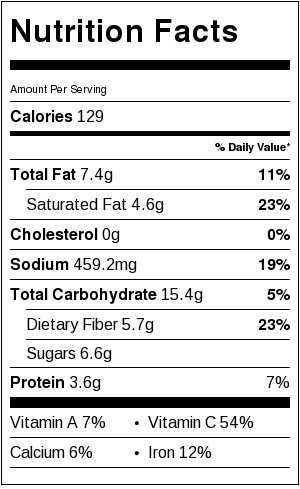 avarakai-calories